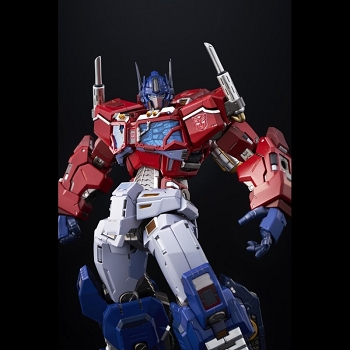 Flame Toys Transformers OPTIMUS PRIME (IDW Version)