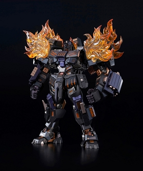 Flame Toys Kuro Kara Kuri Transformers THE FALLEN