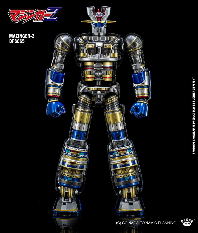 King Arts MAZINGER Z No  1 1/9 Scale Super Robot