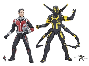 Marvel Legends Cinematic Universe 10th Anniversary: ANT-MAN & YELLOWJACKET
