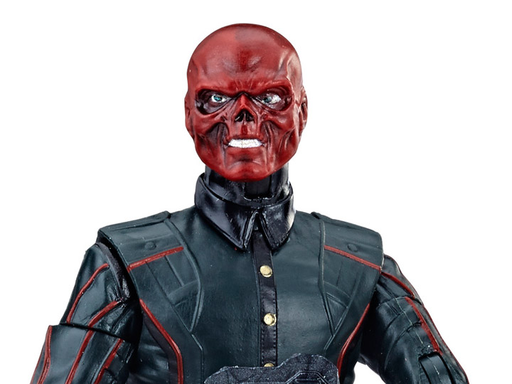Hasbro Marvel Legends 10th The First Ten Years Red Skull