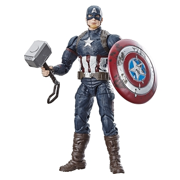 Marvel Legends Avengers: End Game CAPTAIN AMERICA Final Battle