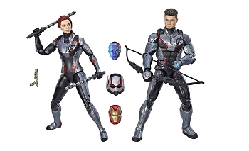 Marvel Legends Avengers: End Game - HAWKEYE & BLACK WIDOW 2-Pack