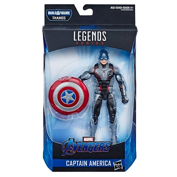 Marvel Legends Avengers: End Game CAPTAIN AMERICA