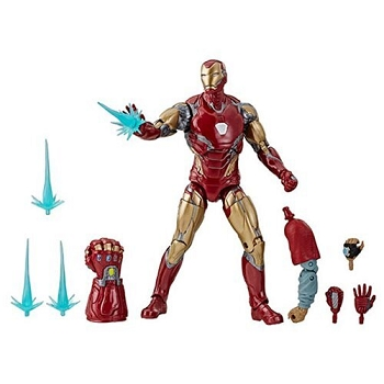 Marvel Legends AVENGERS Wave 5 BAF Thor  - Iron Man Mk 85