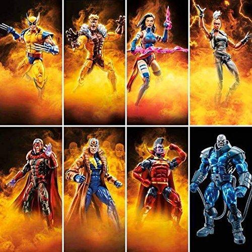 Marvel Legends X-Men Wave 3 BAF Apocalypse (Set of 7)