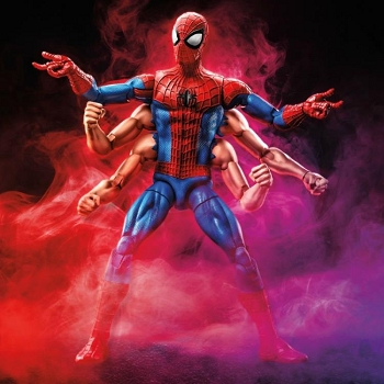 Marvel Legends SIX ARM SPIDER-MAN