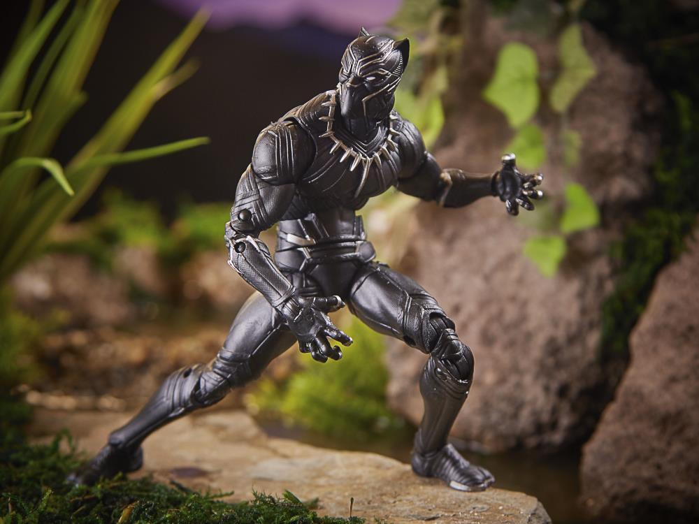 NEW Marvel Legends Black Panther Wave 2 M'Baku MBAKU BAF 100/% Complete IN HAND!
