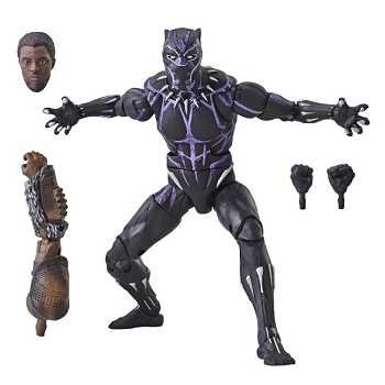 Marvel Legends VIBRANIUM BLACK PANTHER