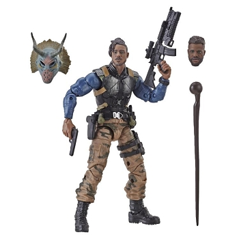 Marvel Legends MILITARY ERIK KILLMONGER