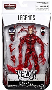 Marvel Legends VENOM WAVE - Carnage