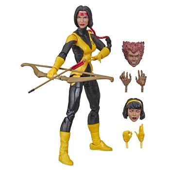 Marvel Legends New Mutants DANI MOONSTAR