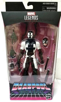 Marvel Legends DEADPOOL Back in Black
