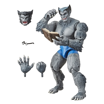 Marvel Legends Deluxe Retro X-Men GRAY BEAST
