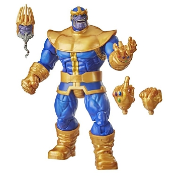 Marvel Legends Deluxe Infinity Gauntlet THANOS