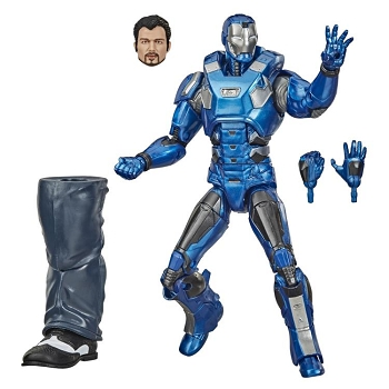 Marvel Legends Marvel's Avengers ATMOSPHERE IRON MAN - BAF Joe Fixit