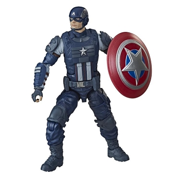 Marvel Legends Marvel's Avengers Wave 1 - BAF Abominiation CAPTAIN AMERICA