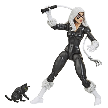 Marvel Legends Deluxe Retro BLACK CAT