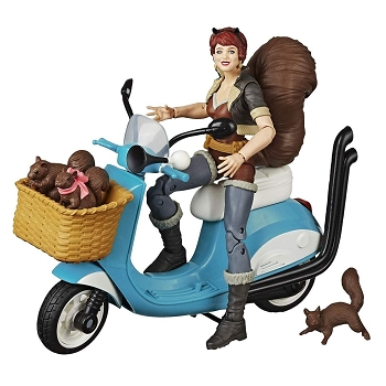 Marvel Legends RIDERS SQUIRREL GIRL