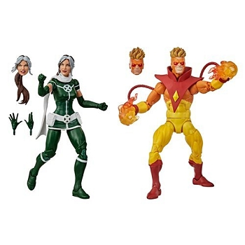 Marvel Legends ROGUE & PYRO