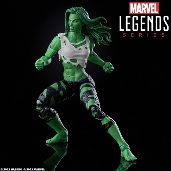 Marvel Legends SHE-HULK