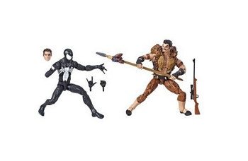 Marvel Legends SYMBIOTE SPIDER-MAN & KRAVEN THE HUNTER 2-Pack