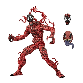Marvel Legends Venom Series CARNAGE