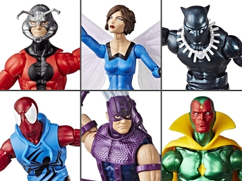 Marvel Legends Vintage Series Wave 2 Set