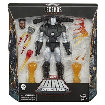 Marvel Legends Deluxe Retro WAR MACHINE