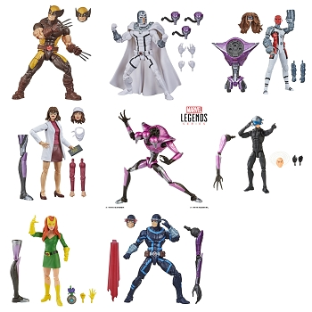 Marvel Legends X-Men  - BAF Tri-Sentinel (Set of 7)