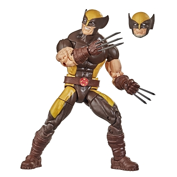 Marvel Legends X-Men Wolverine  - BAF Tri-Sentinel