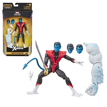 Marvel Legends X-FORCE BAF Wendigo NIGHTCRAWLER