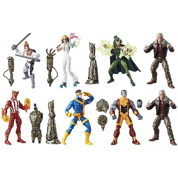 Marvel Legends X-MEN Wave 2 - BAF Warlock