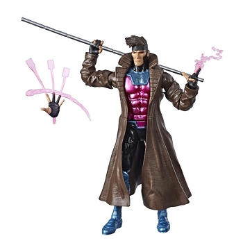 Marvel Legends X-Men Wave 4 GAMBIT BAF Caliban