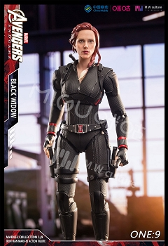 M.W Culture - AVENGERS ENDGAME BLACK WIDOW