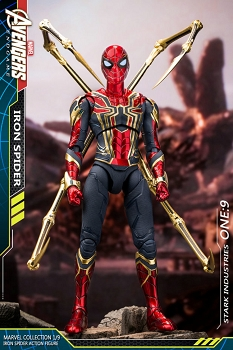 M.W Culture - AVENGERS ENDGAME IRON SPIDER