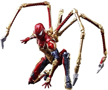 Square Enix Marvel Universe Variant Bring Arts SPIDER-MAN / IRON SPIDER