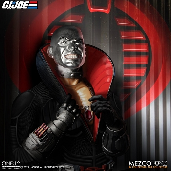 Mezco G.I. Joe One:12 Collective DESTRO
