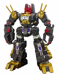 Sentinel GIGANTIC ACTION BLACK ZARAK