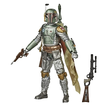 Star Wars Black Series BOBA FETT (Carbonized)
