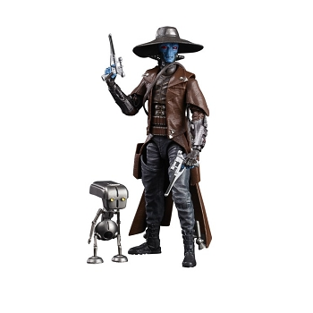 Star Wars Black Series CAD BANE & TOTO 360