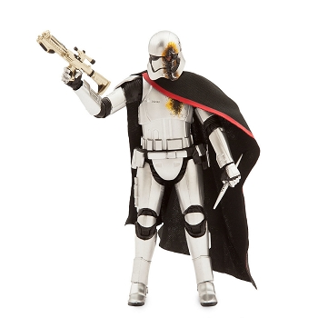 Star Wars Black Series CAPTAIN PHASMA QUICKSILVER BATON