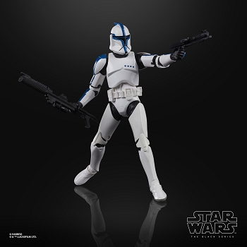 Star Wars Black Series CLONE TROOPER LIEUTENANT