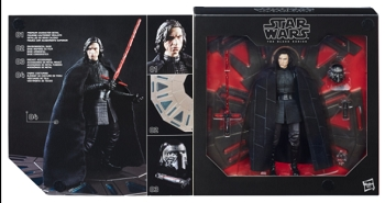 Star Wars Black Series Episode 8 KYLO REN