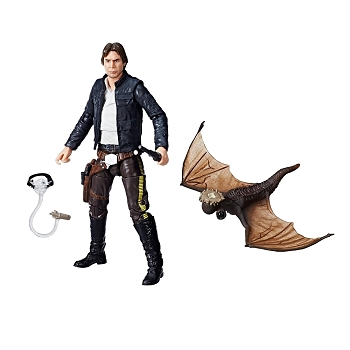 Star Wars Black Series HAN SOLO with MYNOCK