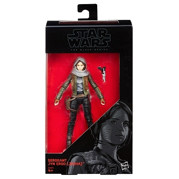 Star Wars 2016 The Black Series Rogue One JYN ERSO