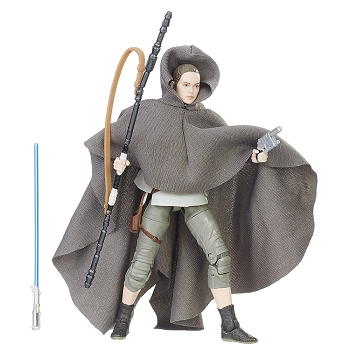 Star Wars Black Series Episode 8 REY ISLAND JOURNEY