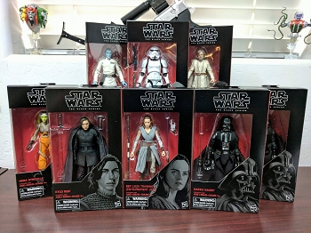 Star Wars 2017 The Force Awakens Black Series 6