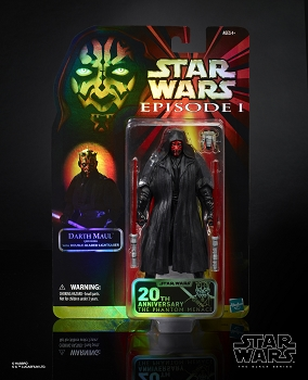 Star Wars Black Series The Phantom Menace 20th Anniversary - DARTH MAUL