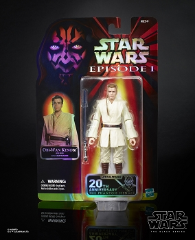 Star Wars Black Series The Phantom Menace 20th Anniversary - OBI-WAN KENOBI